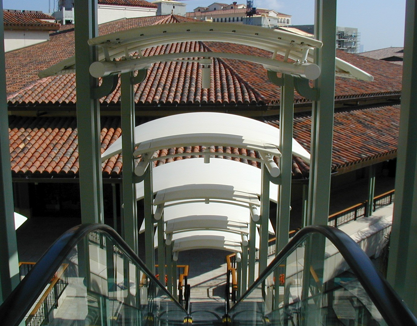 Escalator Canopy Archives Miami Awning