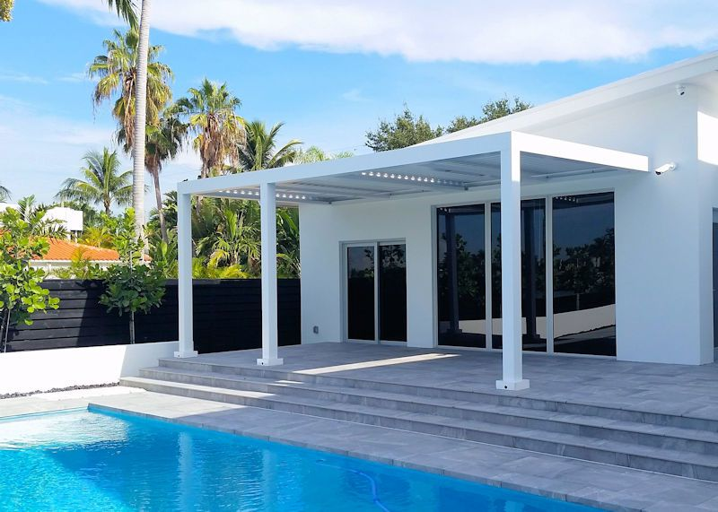 Arcadia Louvered Roof Equinox Artae Co