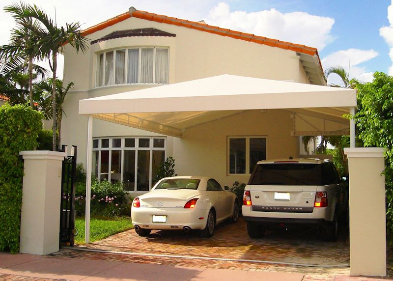 Carports - Miami Awning - Shade Solutions Since 1929