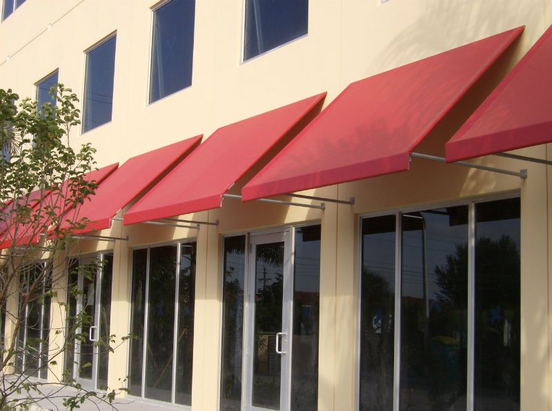 Retail Centers Commercial Shade Solutions Miami Awning
