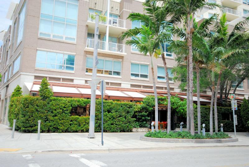 Sugarcane Restaurant - Miami Awning